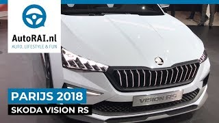 Skoda zet RS-label in de spotlights in Parijs - AutoRAI TV