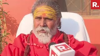 Seers' Mandir Ultimatum: Narendra Giri, Akhada Parishad President Speaks Exclusively To Repulic TV