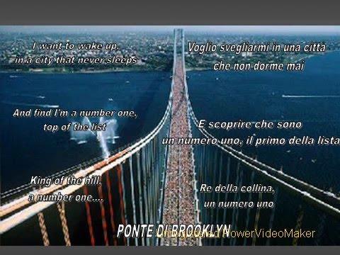 NEW YORK NEW YORK - CON TESTO TRADOTTO