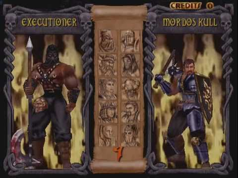 Mace: The Dark Age Arcade - Executioner Playthrough