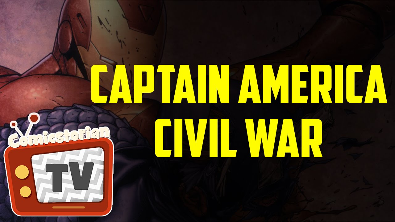 THEORIES! Captain America Civil War Movie