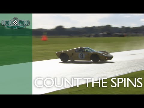 Count the spins | 10,000bhp of Can-Am cars go flying