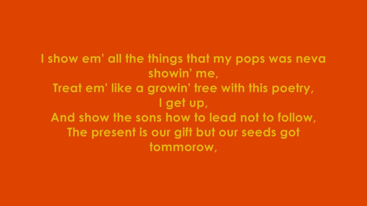 Jcole I Get Up Lyrics Youtube