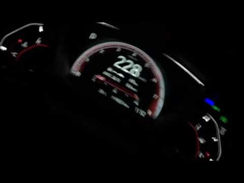 160 mph (261 km/h) Civic 1 5T speed limit Removed!! | 2016+
