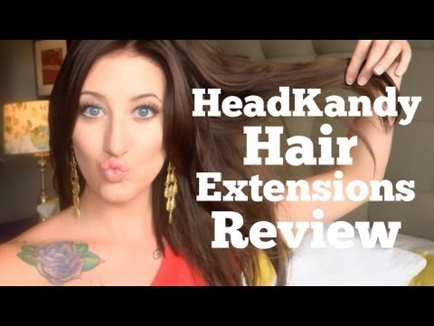 Headkandy hair extensions review now hk hair extensions youtube pmusecretfo Gallery