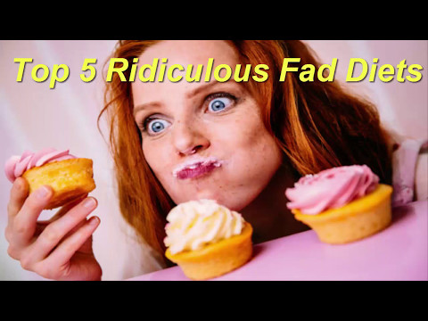 Top 5 Ridiculous Fad Diets - top 10 ridiculous fad diets