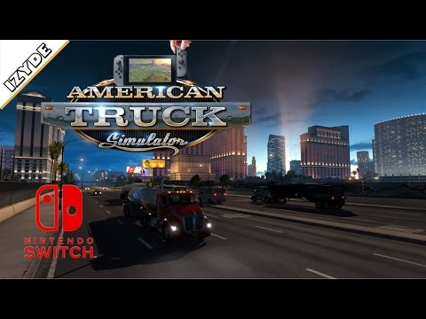 Nintendo Switch Let S Play American Truck Simulator