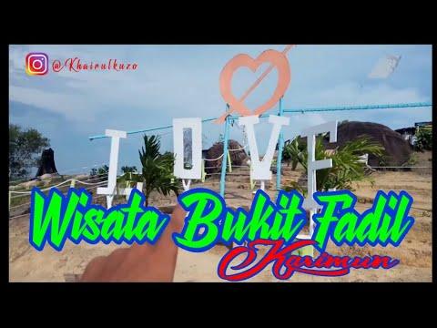 Baru!! WISATA PONDOK SANTAI | BUKIT T FADIL Tanjung Balai Karimun Kepri