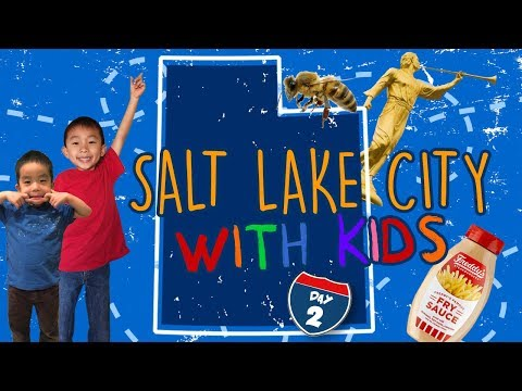 Red Butte Garden, Hogle Zoo, Great Salt Lake (Things to do in Salt Lake City): Traveling with Kids