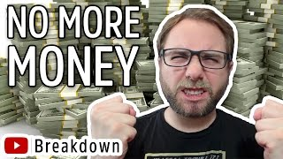 Video NEW YOUTUBE RULE Makes it Harder to Make Money - YouTube Breakdown download MP3, 3GP, MP4, WEBM, AVI, FLV September 2018