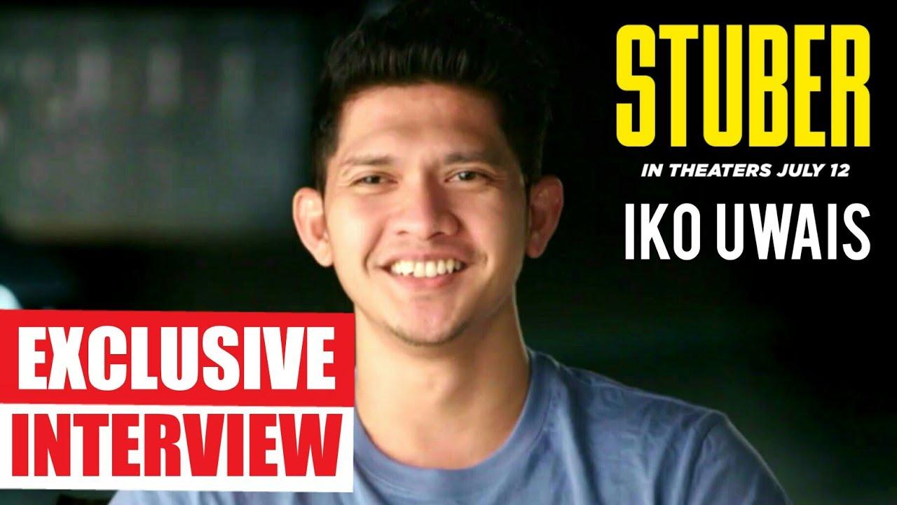 Iko Uwais - Tentang Film STUBER [Sub Indo]   Subtitle Indonesia