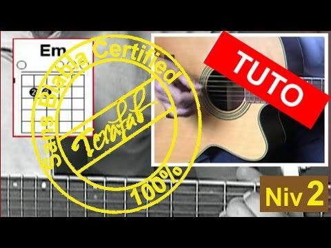 Rosie - Francis Cabrel [Tuto guitare] by Terafab