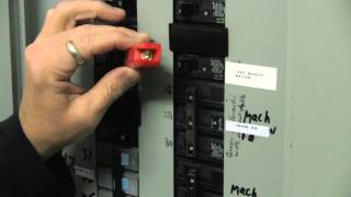 STOPOUT® - Simple Circuit Breaker Lockout