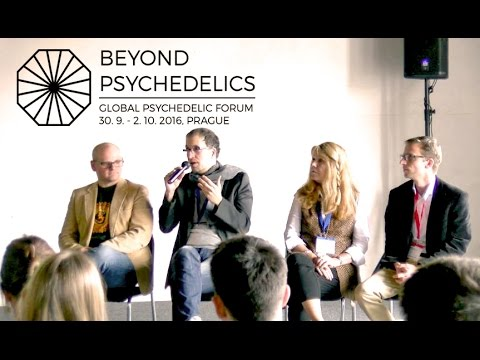 Psychedelics & Holotropic Breathwork - Panel-Discussion at global Conference in Prague