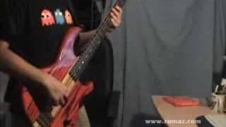 Duran Duran - Shadows on your side - bass lesson