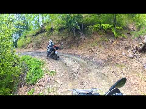 Off road adventure - Pindus Mountains Greece part 2
