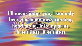 Taylor Swift - Breathless (lyrics)