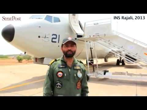 StratPost | Capt HS Jhajj, after flying in the 1st P-8I