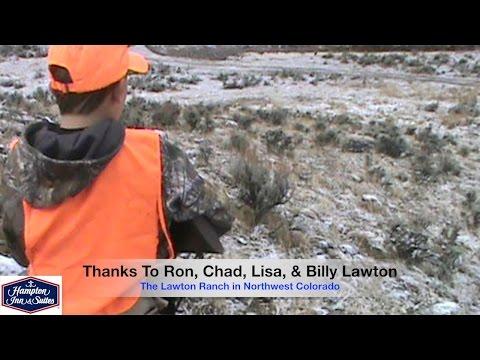 GO- Elk Hunting in Moffat County