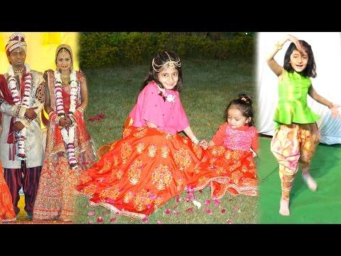 My Bua's Sangeet, Mehandi, Wedding - Jhansi & Bhopal | #DIML | MyMissAnand