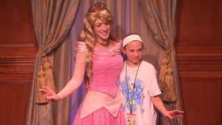Kidd's Kids 2013 - Meeting Disney Princesses