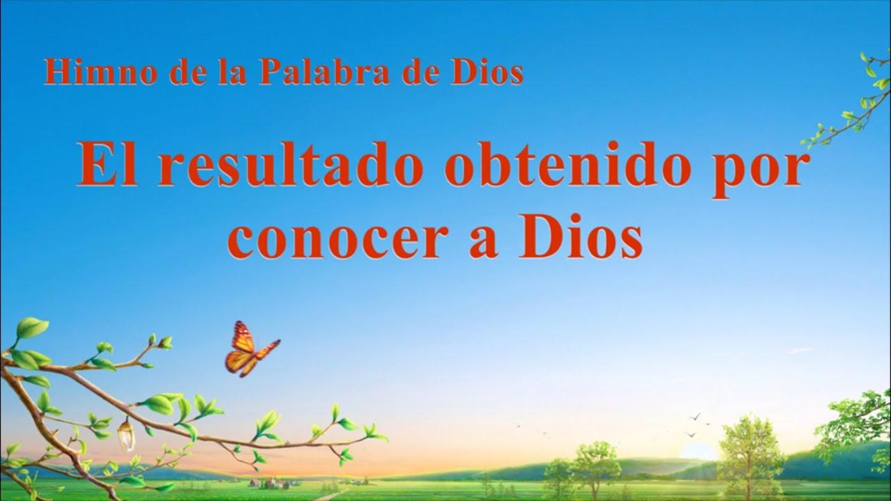 Himno cristiano   El resultado obtenido por conocer a Dios