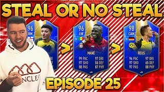 FIFA 19: STEAL OR NO STEAL #25