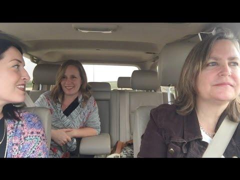 Heather McFadyen, Courtney DeFeo & Kay Wyma - Carpool Diem: Build