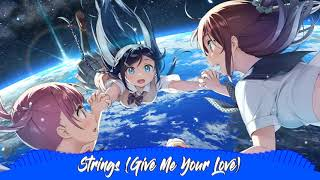 Strings (Give Me Your Love) (feat. Nathan Brumley) [Set Collins Remix]