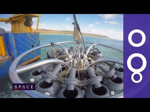 Satellite Revolution In Oceanography