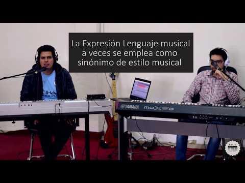 EL LENGUAJE MUSICAL   Dos personas TOCAN la misma Canción de Diferente Manera