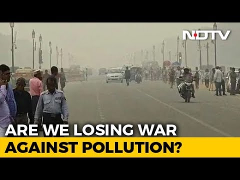 Delhi-NCR Pollution Hits Emergency Levels Now
