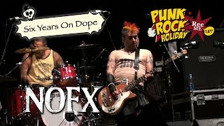 "#079 NOFX ""Six Years On Dope"" @ Punk Rock Holiday (10/08/2016) Tolmin, Slovenia"