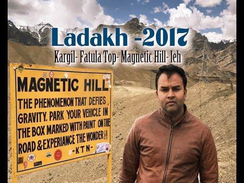 Day3 -Kargil- fatula top- magnetic hill- Leh