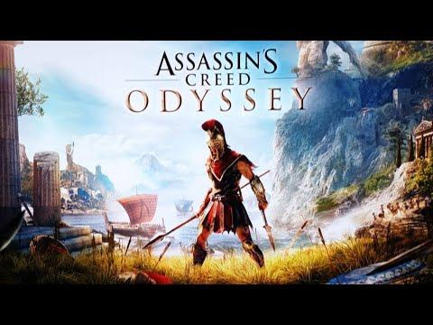 Assassin's Creed Odyssey (#31) : SETKÁNÍ S KYKLOPEM || VYLEPŠENÍ KOPÍ NA 4 ÚROVEŇ thumbnail