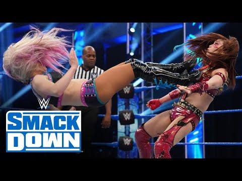 Bliss & Cross vs. The Kabuki Warriors – Women's Tag Team title Match: SmackDown, April 10, 2020