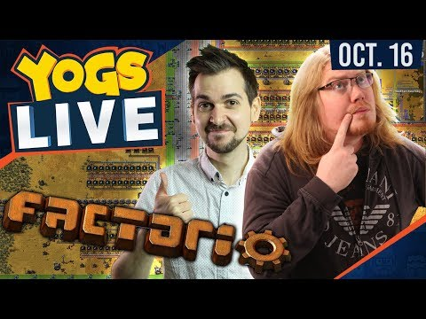 Strategy Monday - Factorio w/ Duncan & Lewis - 16th October 2017 [1]