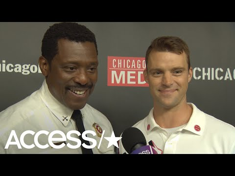 'Chicago Fire': Eamonn Walker & Jesse Spencer On Casey Being Single Again, Trouble Coming For 51
