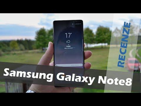 Samsung Galaxy Note 8: recenze