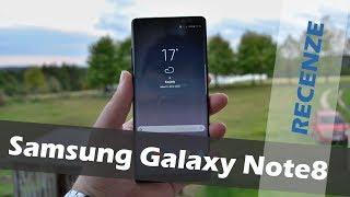 Samsung Galaxy Note8: recenze