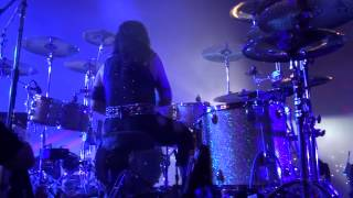 Eric Singer | KISS - Creatures of The Night | Monsters of Rock 2015 - São Paulo