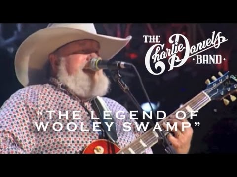 The Charlie Daniels Band - The Legend of Wooley Swamp (Live)