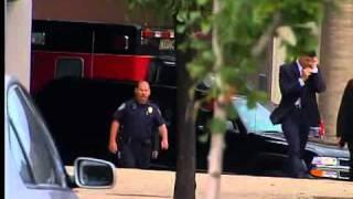 Raw video: President Jimmy Carter leaves hospital