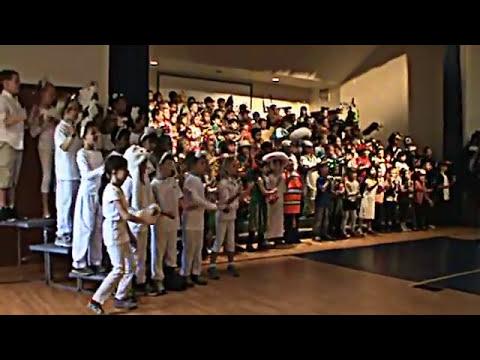 Short Pump Elementary School, Richmond VA  - The Wonders of the Earth