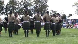 2nd Place Southern Maryland Celtic Festival Grade V