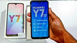 Huawei Y7 Prime (2019) - UNBOXING!!