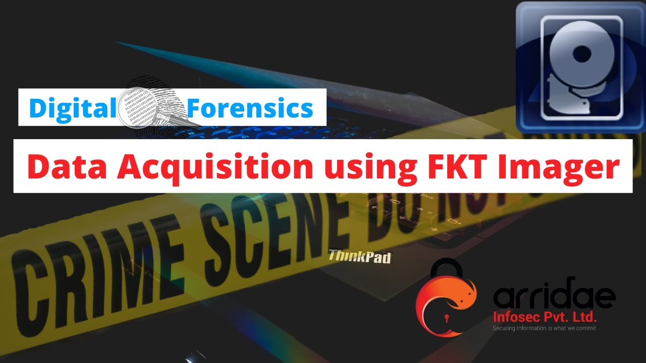 Data Acquisition using FKT Imager
