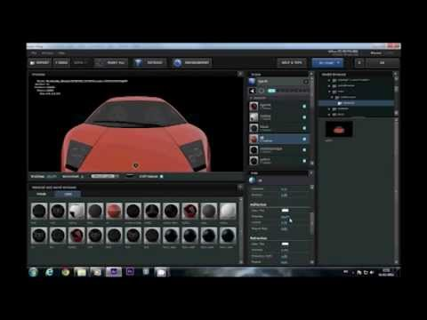 How to import models in Element 3D