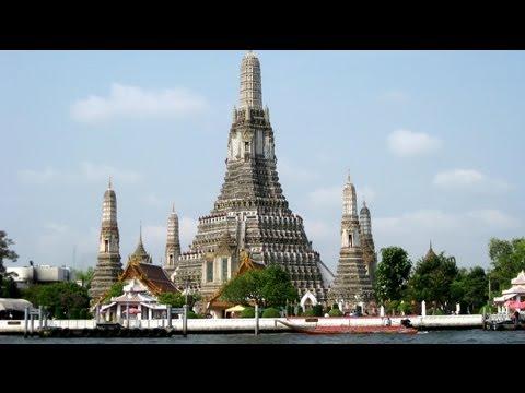 Thailand - Bangkok - Wat Arun