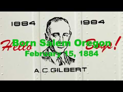 The Story of The A. C. Gilbert Company